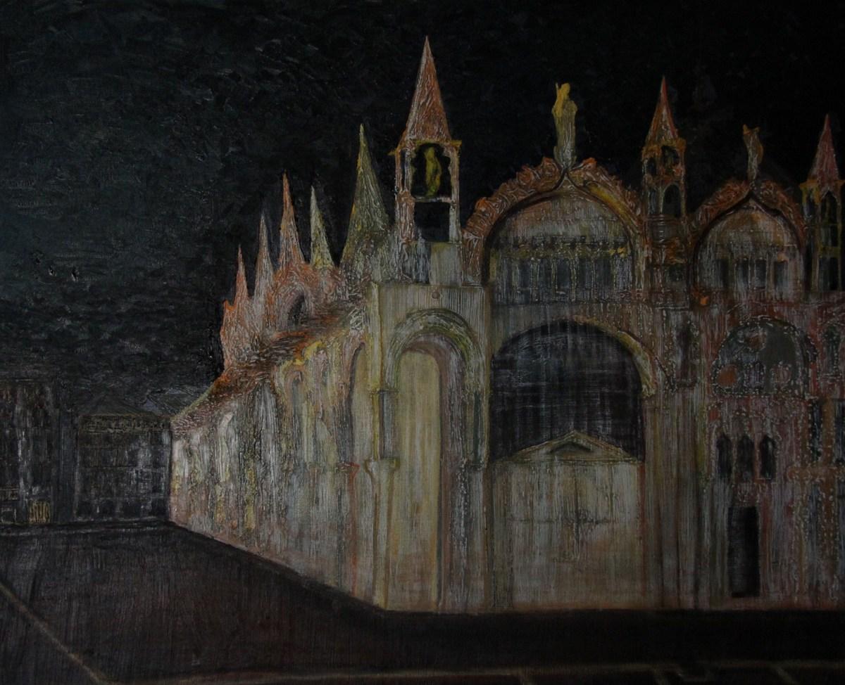"Juliusz Słomka, ""Colori di Venezia"" (źródło: materiał prasowy)"