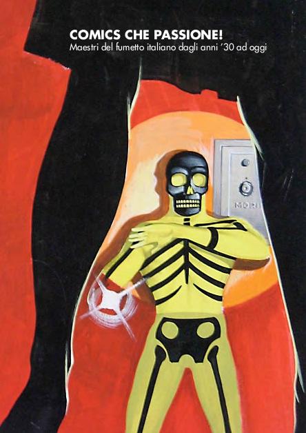 Komiks włoski w ramach Warszawskiej Nocy Muzeów (źródło: materiały prasowe)