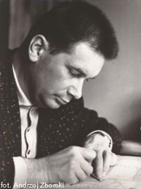 Tadeusz Baird, fot. Andrzej Zborski (źródło: materiały prasowe)