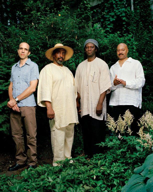 William Parker Quartet (źródło: materiały prasowe)
