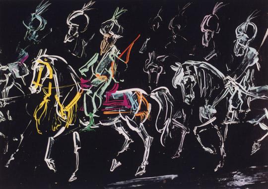 Animacja Witolda Giersza (źródło: materiały prasowe)