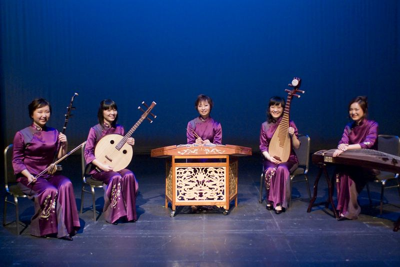 HKCO Quintet (źródło: materiały prasowe organizatora)