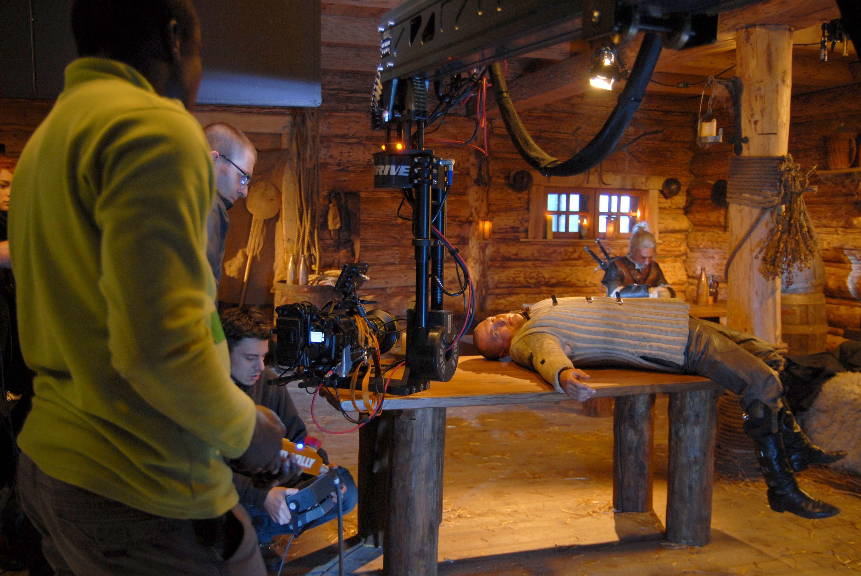 """plan filmu """"Wiedźmin 2: Zabójcy Królów"""" (źródło: materiały prasowe)"""
