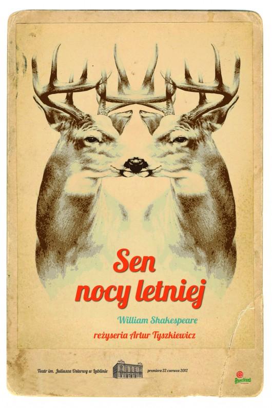 """""""Sen nocy letniej"""", reż. Artur Tyszkiewicz (źródło: materiały prasowe organizatora)"""