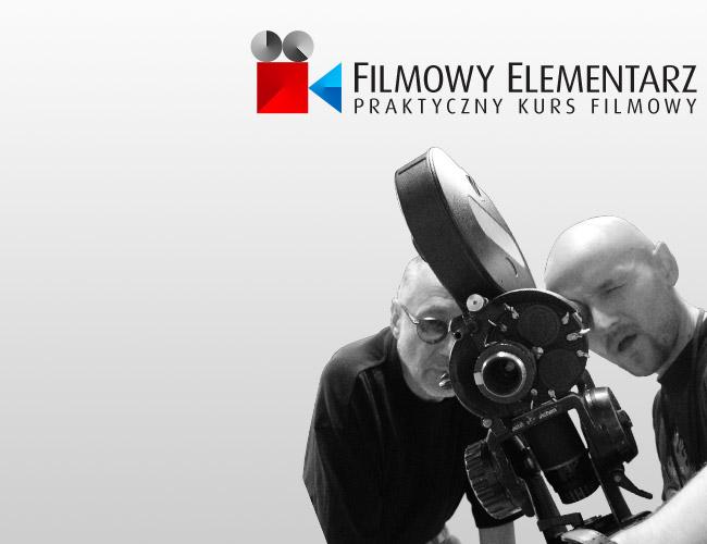 Filmowy Elementarz, plakat promujący (źródło: materiały prasowe)