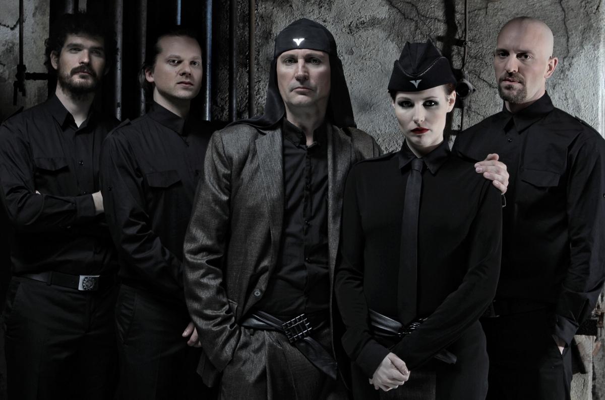 Laibach (źródło: materiały prasowe)