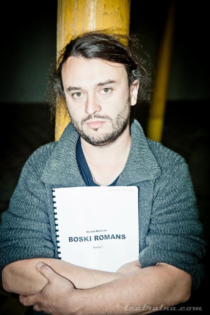 Michał Walczak (źródło: materiały prasowe organizatora)