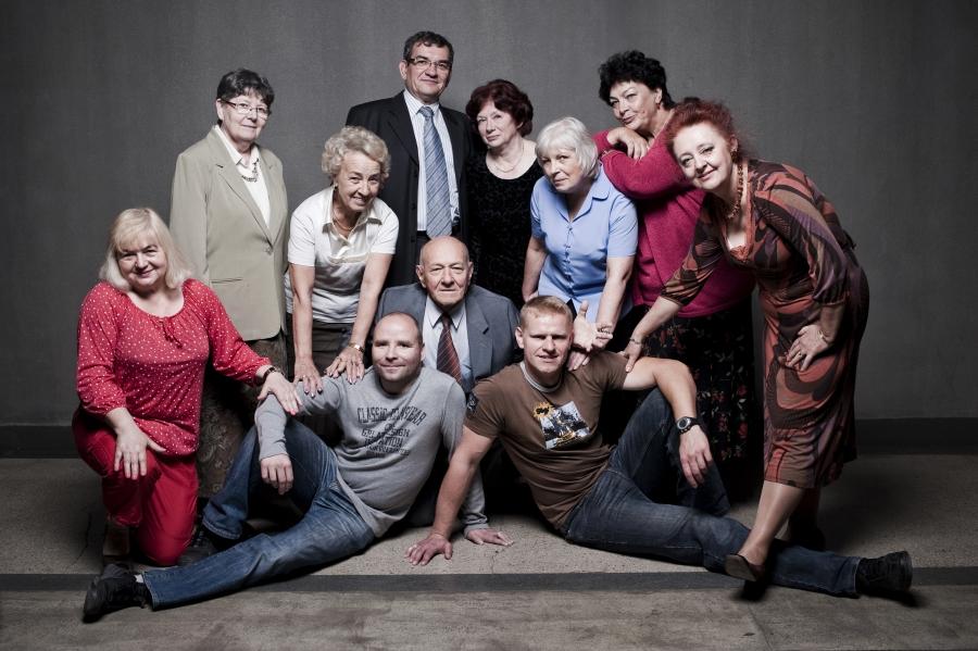 To drugie spotkanie w ramach Teatru Zgromadzenia w Łaźni Nowej (fot. Bartosz Siedlik / źródło: materiały prasowe organizatora)