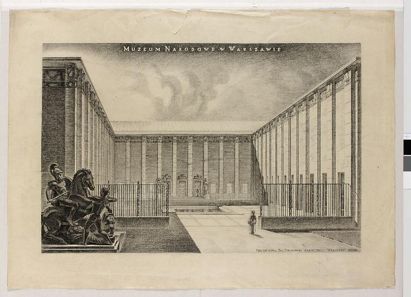 Rysunek, Muzeum Narodowe (źródło: materiały organizatora)