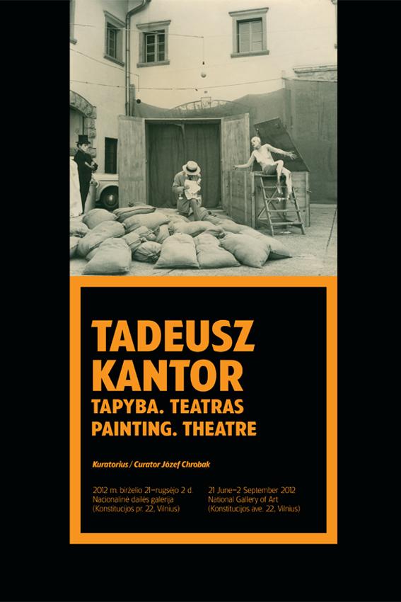 Wystawa Tadeusza Kantora w Narodowej Galerii Sztuki w Wilnie (źródło: materiały prasowe)