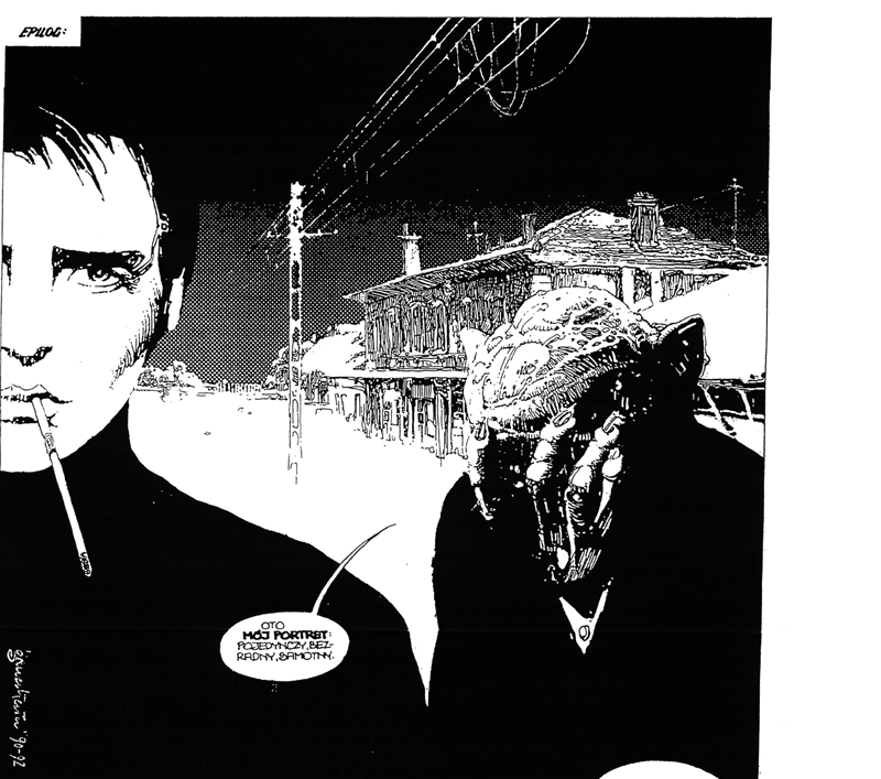 """""""Czas na komiks"""", grafika (źródło: materiały prasowe)"""