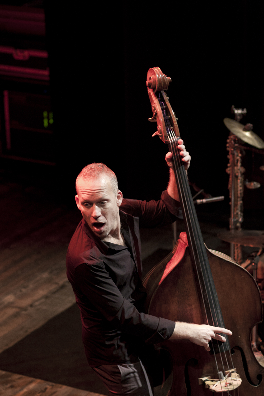 Avishai Cohen, Zadymka Jazzowa, Bielsko-Biała, fot. Adrian Lach (źródło: Wikipedia)
