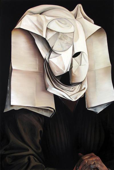 """Ewa Juszkiewicz, """"Bez tytułu"""" (za Robertem Campinem), 2012 (źródło: materiały prasowe)"""