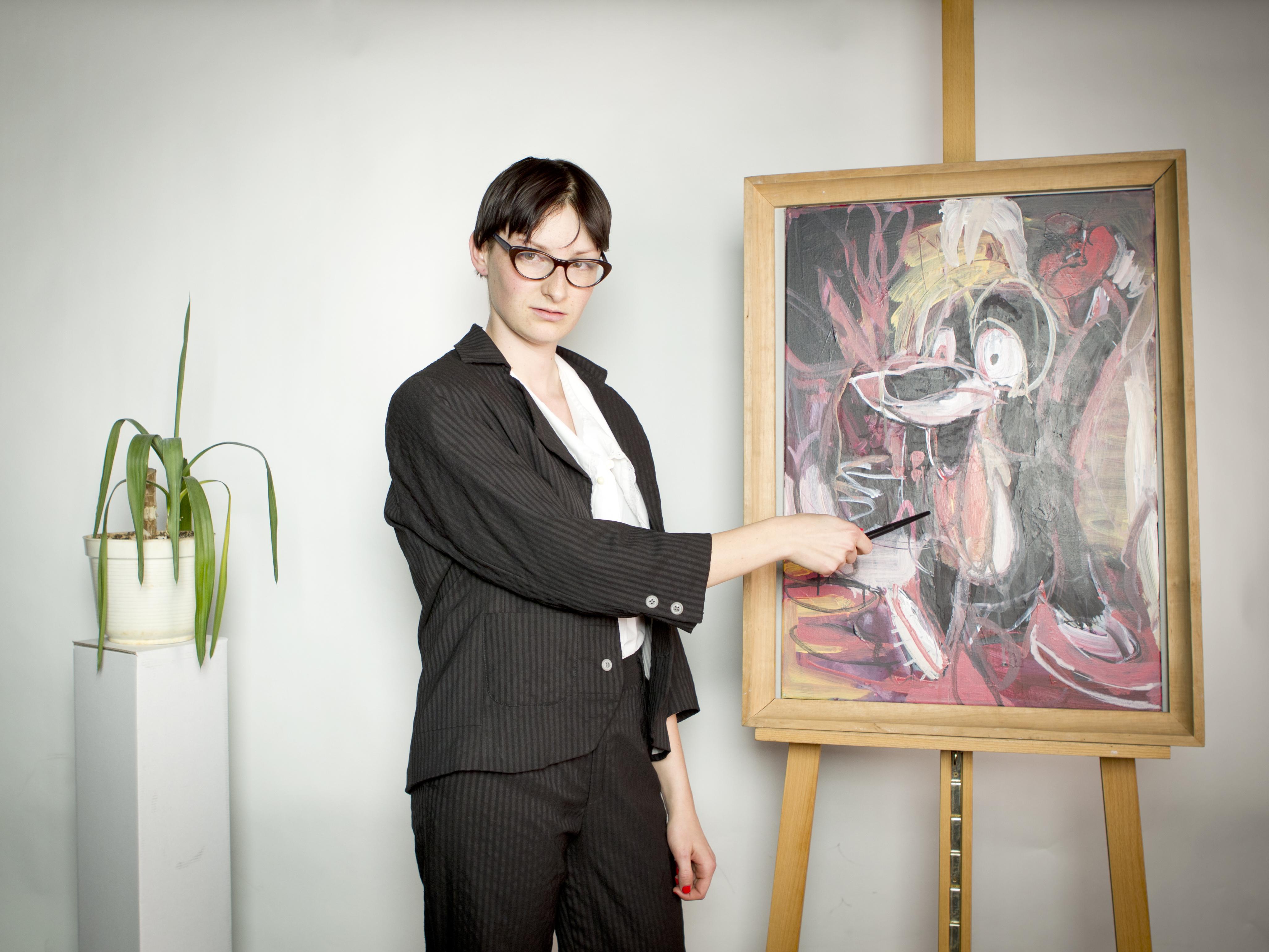 """Kuratorki&Co, """"Czeski film"""", projekt intermedialny, 2012 (źródło: materiały prasowe)"""