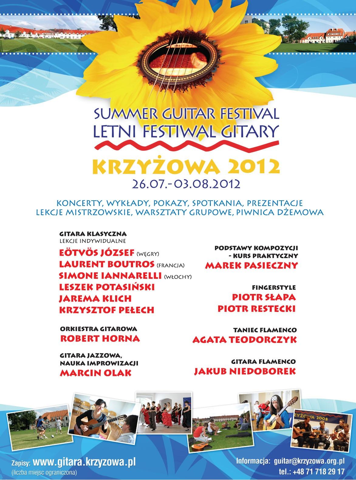 Plakat wydarzenia (źródło: materiały prasowe organizatora)