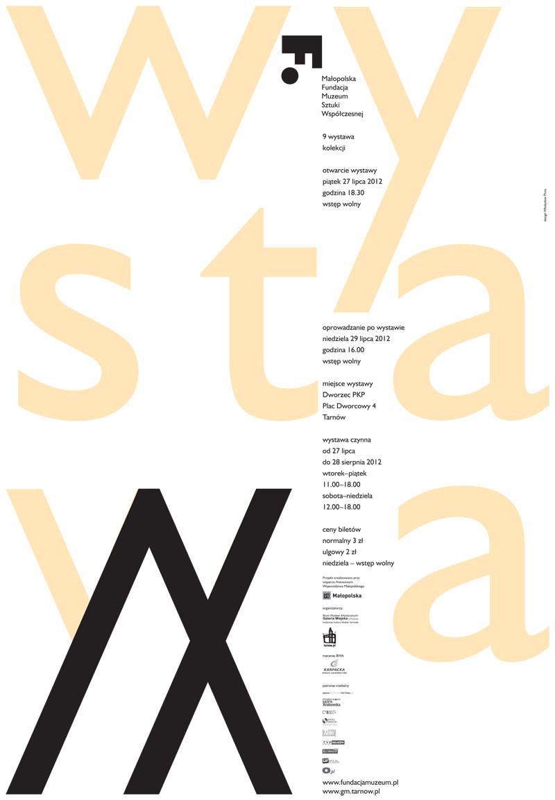 9. wystawa Małopolskiej Fundacji Muzeum Sztuki Współczesnej w BWA w Tarnowie (źródło: materiały prasowe)