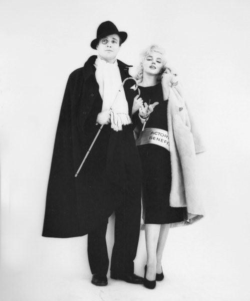 Marilyn Monroe, zdjęcie archiwalne (źródło: materiały prasowe)