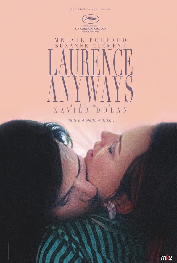 """""""Na zawsze Laurence"""" plakat promujący (źródło: materiały prasowe)"""