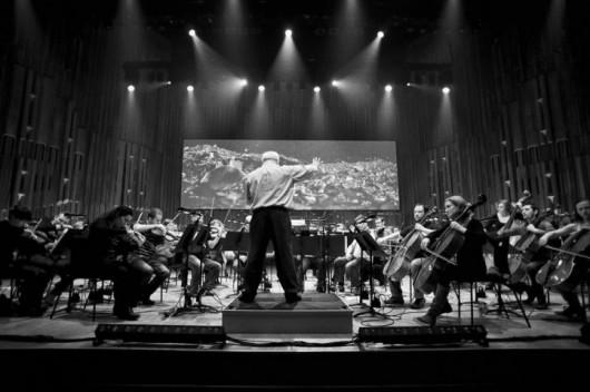 AUKSO Orchestra i Krzysztof Penderecki (źródło: materiały prasowe)