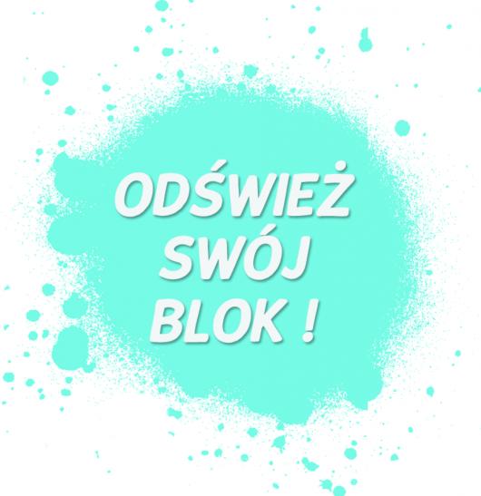 ReFresz - odśwież swój blok, logo (źródło: materiały prasowe)