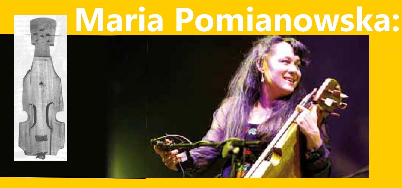 Maria Pomianowska (źródło: materiały prasowe organizatora)