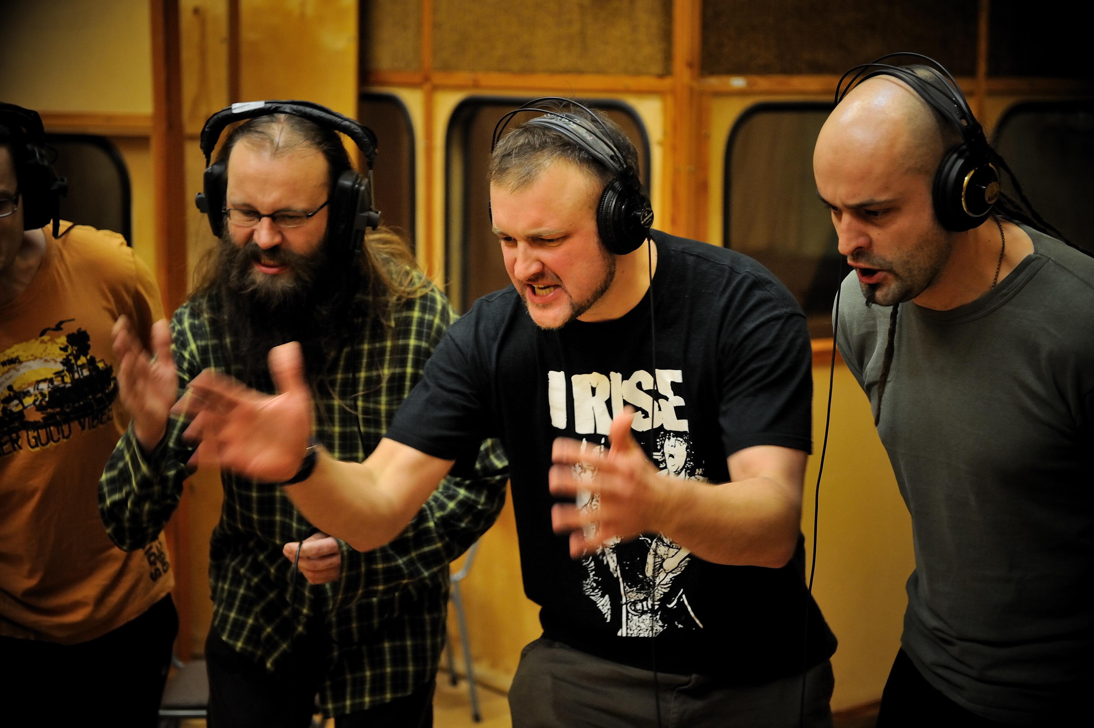 Muzycy zespołu R.U.T.A. (źródło: materiały prasowe wydawcy)