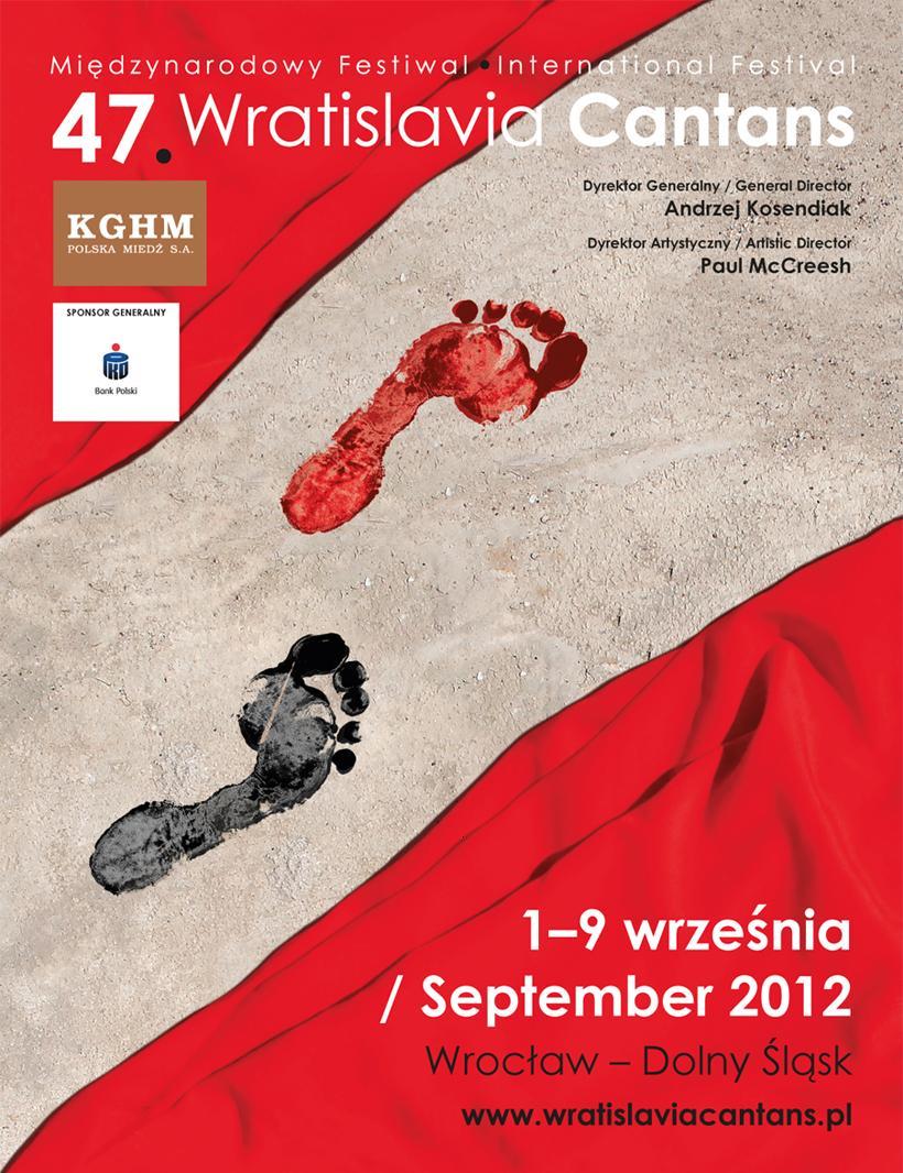 47. Międzynarodowy Festiwal Wratislavia Cantans (źródło: materiały prasowe organizatora)