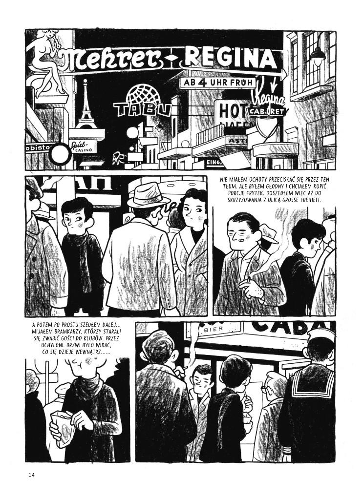 """Arne Bellstorf, """"Baby's in Black"""" (źródło: materiały prasowe)"""