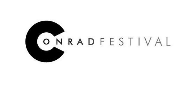 Logo Conrad Festival (źródło: materiały prasowe organizatora)