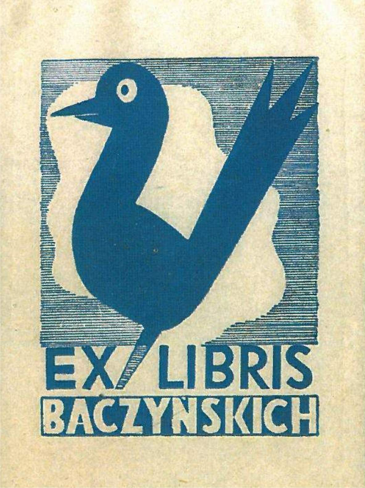 """""""Exlibris Polski czasu wojny i okupacji 1939-1945 ze zbiorów Mieczysława Bielenia"""" (źródło: materiały prasowe)"""