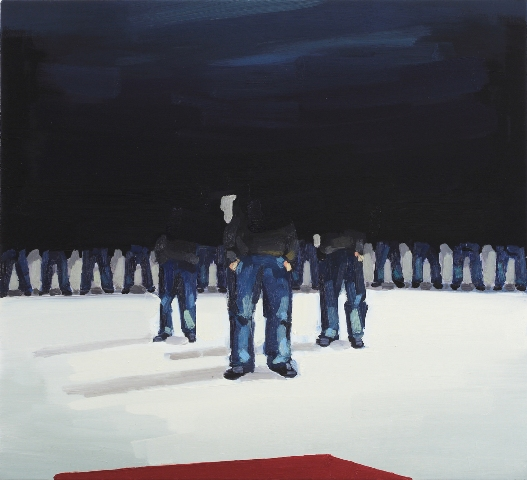 "Andrius Zakarauskas, ""Me and others like me"", 2008 (źródło: materiały prasowe)"