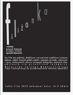 """""""Filiżanka"""", reż. Grzegorz Artman, Armand Urbaniak (źródło: materiały prasowe)"""