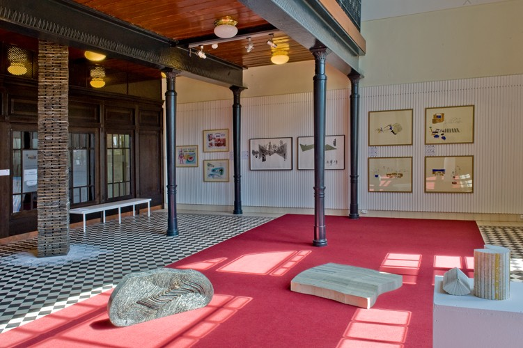 9. wystawa Małopolskiej Fundacji Muzeum Sztuki Współczesnej w BWA w Tarnowie (fot. Grzegorz Powroźnik)