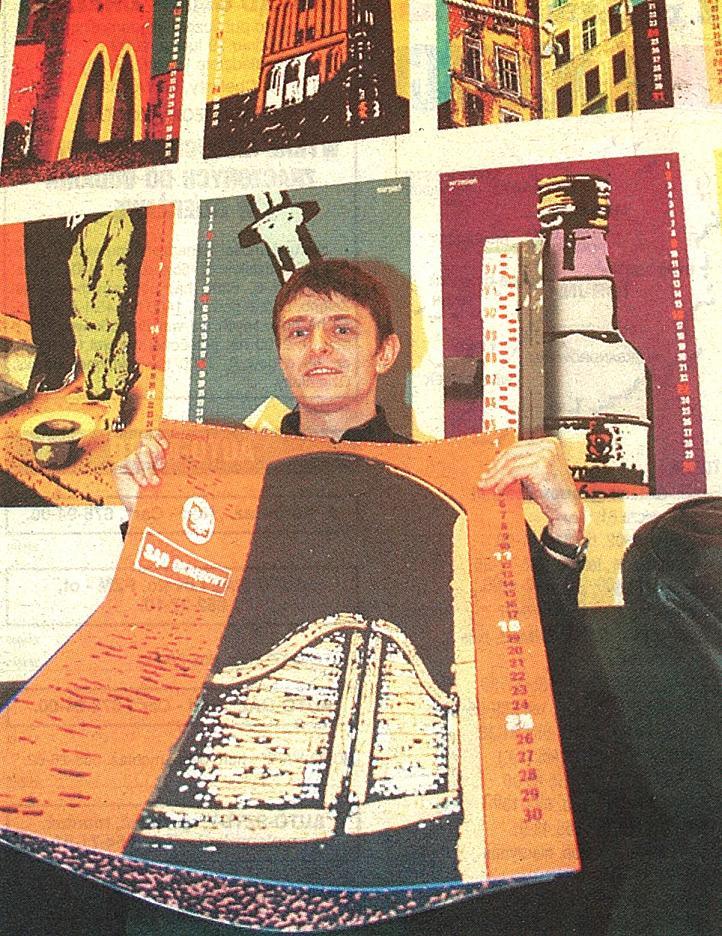 Mirosław Rymar, Plakat: Mirosław Rymar (źródło: materiały prasowe organizatora)