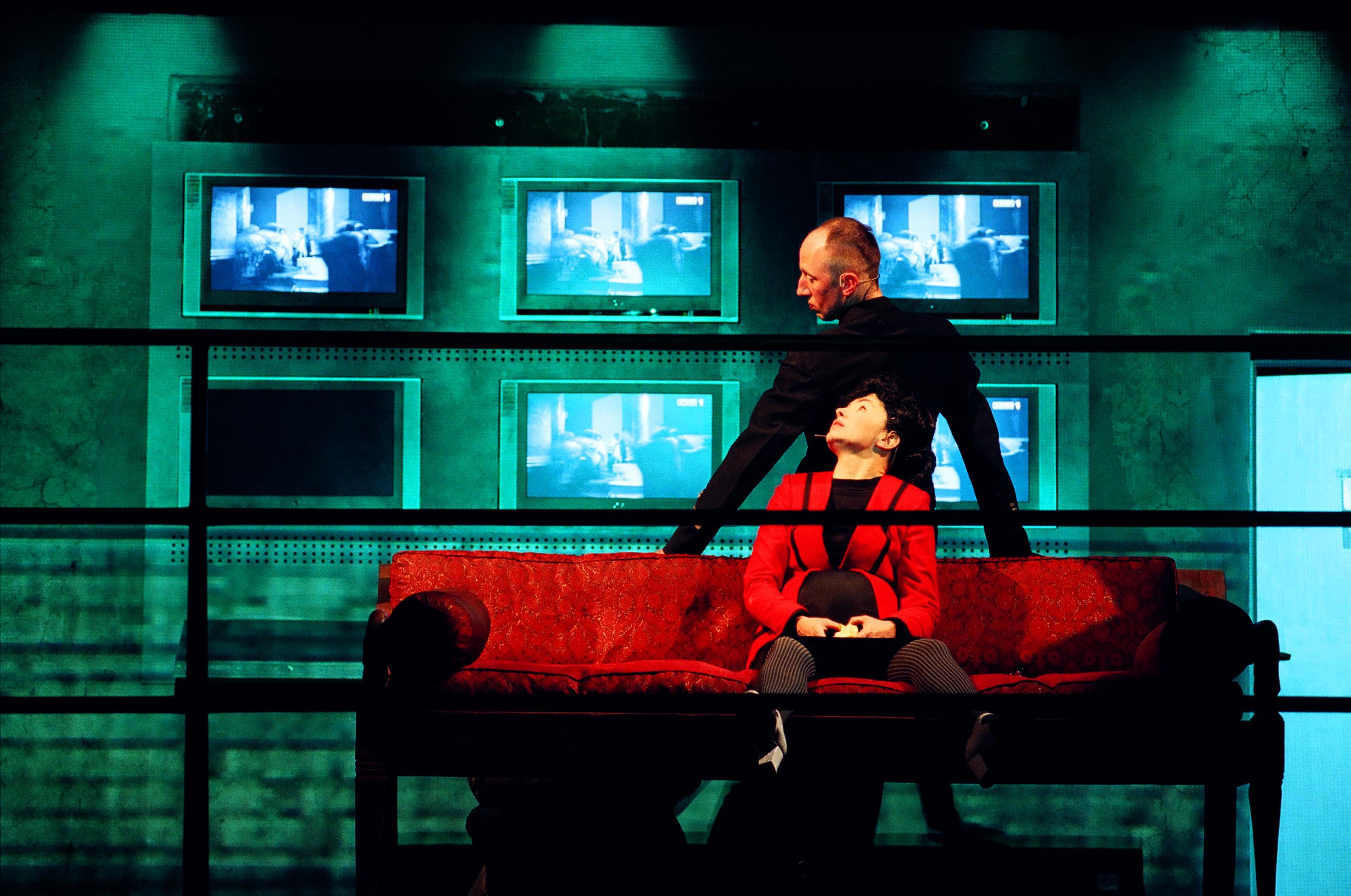 """""""2008: Macbeth"""" (fot. Stefan Okołowicz / źródło: materiały prasowe Instytutu Adama Mickiewicza)"""