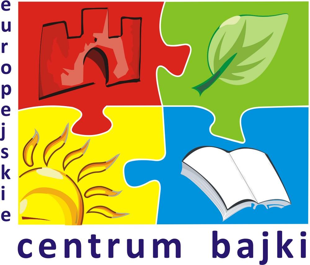 Logotyp Europejskiego Centrum Bajki w Pacanowie (źródło: materiały prasowe organizatora)