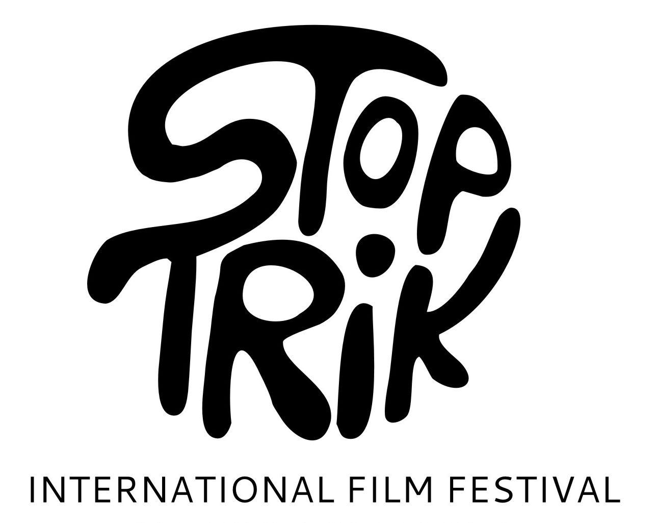Logo festiwalu Stoptrik (źródło: materiały prasowe organizatora)