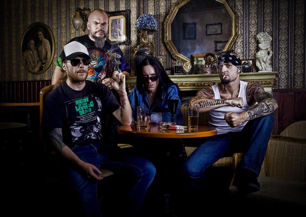 Acid Drinkers (fot. Kobaru / źródło: materiały prasowe organizatora)