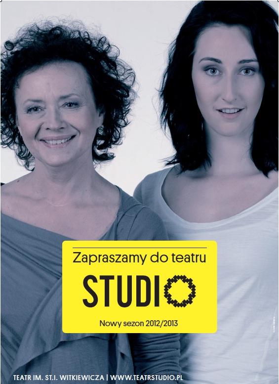 Aktorzy Teatru Studio w nadchodzącym sezonie (źródło: materiały prasowe teatru)