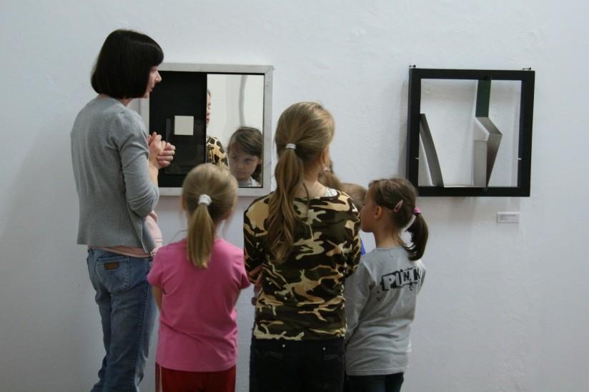 W labiryncie sztuki, Lublin (źródło: materiały prasowe)