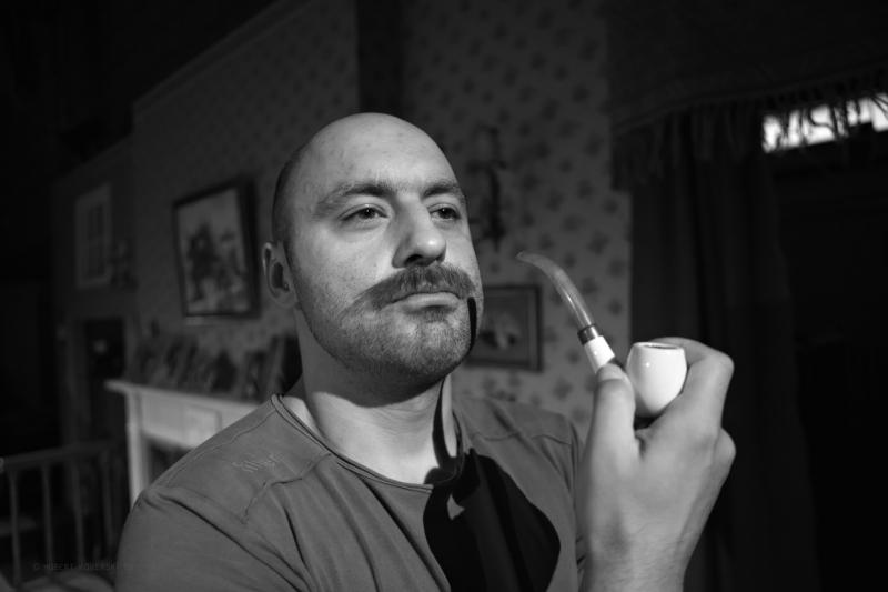 Adam Krawczuk (fot. Hubert Komerski / źródło: materiały prasowe organizatora)