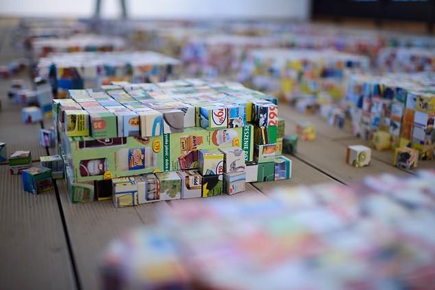 9. wystawa kolekcji Małopolskiej Fundacji Muzeum Sztuki Współczesnej (źródło: materiały prasowe)