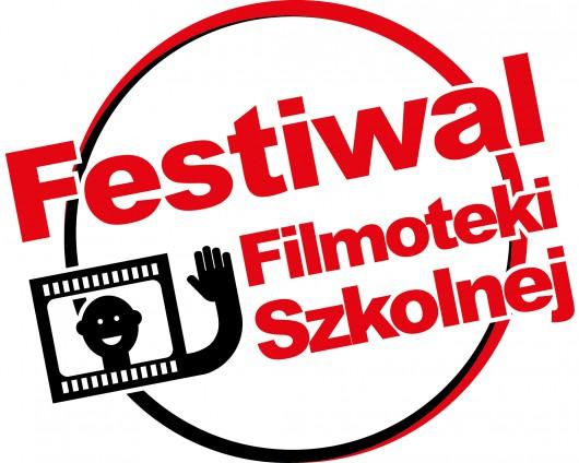 Logo Festiwalu Filmoteki Szkolnej (źródło: materiały prasowe organizatora)