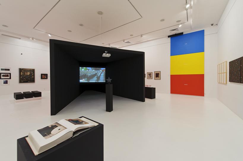 """Wystawa """"Front Wschodni"""", Atlas Sztuki w Łodzi, 13 września 2012 roku (źródło: materiały prasowe organizatora)"""