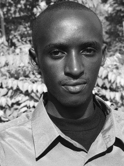 James Wachira (źródło: materiały prasowe organizatora)