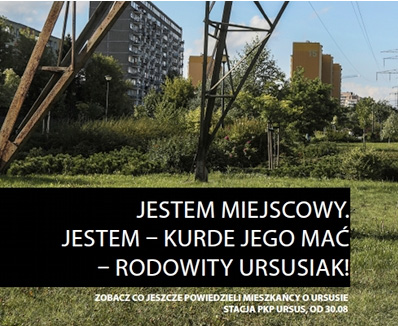 Cooperativa: Platforma:Ursus, wystawa na dworcu PKP Warszawa Ursus (źródło: materiały prasowe organizatora)