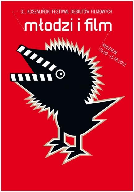 """Plakat festiwalu """"Młodzi i film"""" (źródło: materiały prasowe organizatora)"""