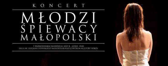 Młodzi Śpiewacy Małopolski - koncert, (źródło: materiały prasowe organizatora)
