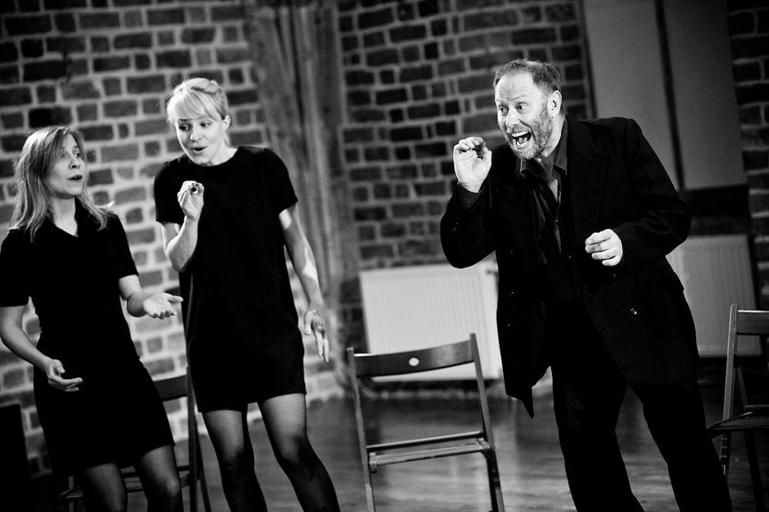 """""""Król Lear"""", Teatr Kozła (źródło: materiały prasowe organizatora)"""