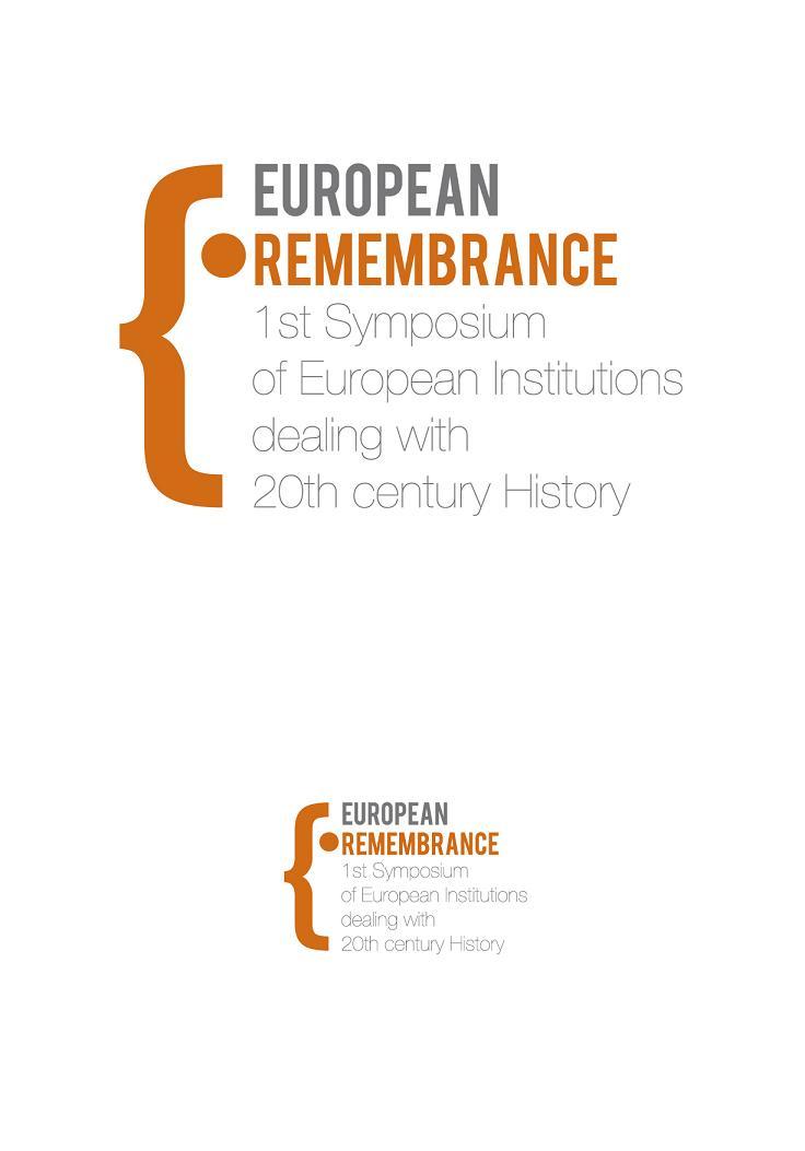 Sympozjum Pamięć Europy (źródło: materiały prasowe organizatora)
